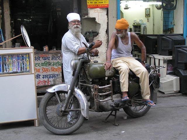 New Delhi capitale de l'Inde