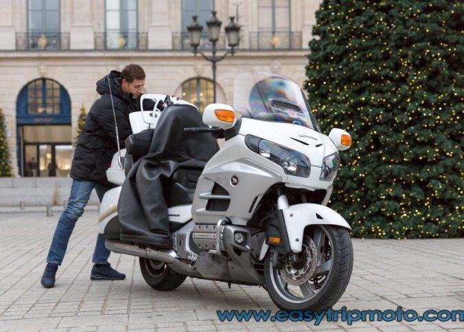 trouver un taxi moto sur paris
