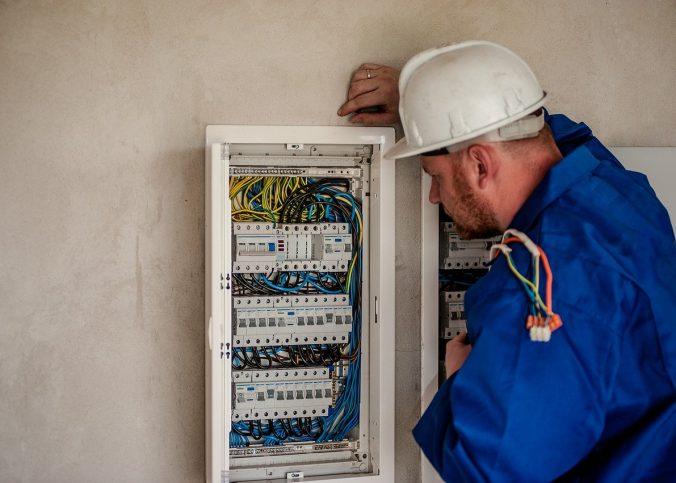 Rénovation électrique et recherche de panne